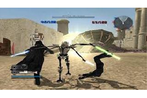 Star Wars - Battlefront II (Europe) (En,Es,It) ISO