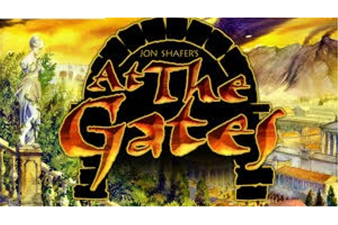 At the Gates (video game) - Wikipedia