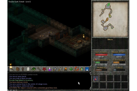 Eschalon: Book II (2010) by Basilisk Games for Linux