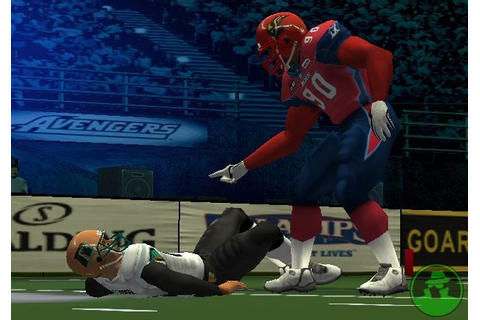 Arena Football Road to Glory PS2 ISO Download
