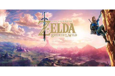The Legend of Zelda: Breath of the Wild | Wii U | Games ...