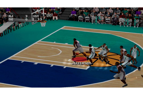 Playstation (PSX) Basketball Games History - YouTube