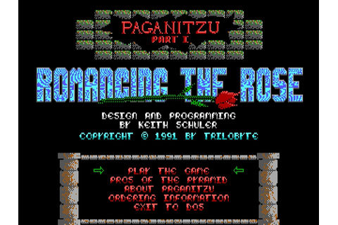 Download Paganitzu | DOS Games Archive