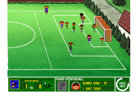 Download Backyard Soccer (Windows) - My Abandonware