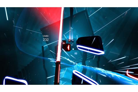 Beat Saber, A Musical VR Rhythm Game Where You Have to ...
