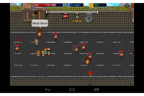 Infectonator Hot Chase – Games for Android – Free download ...