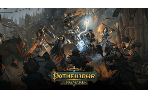 "The Single Player RPG ""Pathfinder Kingmaker"" is Coming ..."