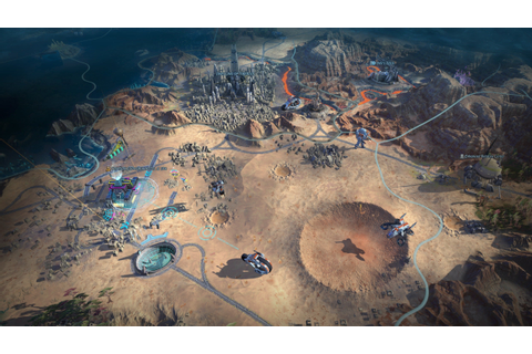 Hands-on: Age of Wonders: Planetfall puts a refreshing sci ...