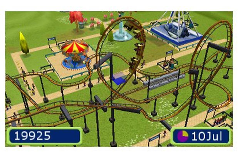 RollerCoaster Tycoon 3D full game free pc, download, play ...