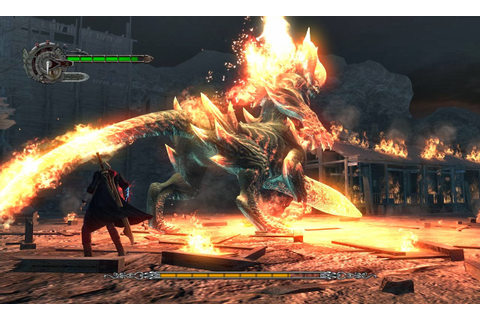 Devil May Cry 4 PC Game Full Version Free Download | www ...