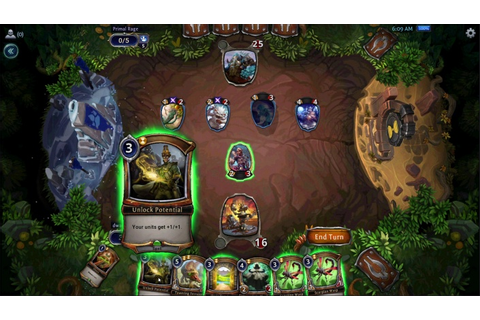 Eternal Card Game (Android)