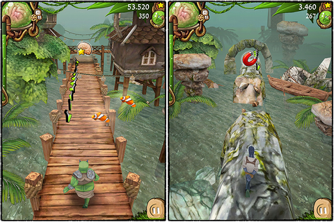 Zombie Run HD for iOS released | Indie Gamer Forums