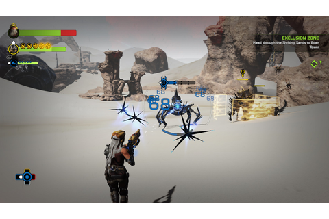 ReCore PC Review: Building a Platform for New Legends ...