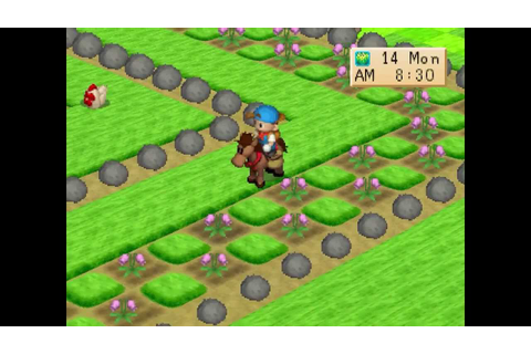 Gaming Indonesia - Harvest Moon Back to Nature BAHASA ...