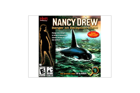 NANCY DREW - DANGER ON DECEPTION ISLAND-Newegg.com