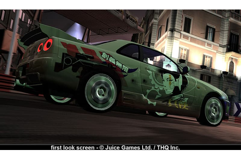 Juiced 2 : Hot Import Nights - Jeu Xbox 360