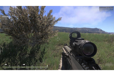Arma 3 Alpha Gameplay Preview - YouTube