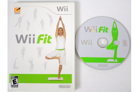 Wii Fit (Game Only) game for Wii | The Game Guy