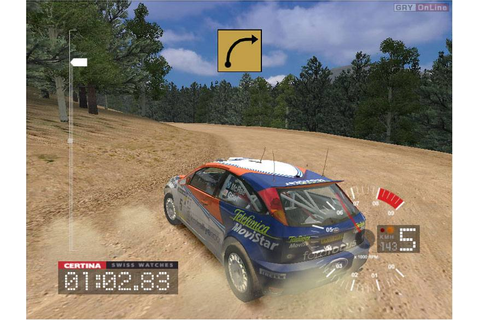 Colin McRae Rally 3 download PC | Bandits Game - Download ...