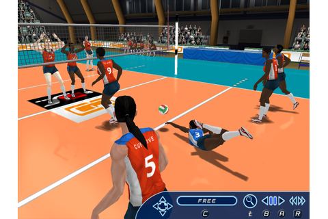 Download International Volleyball 2009 PC Game - FREE GAMES