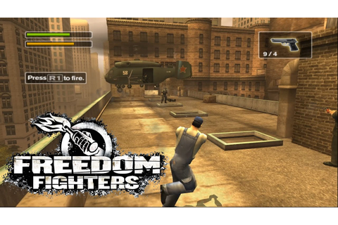 PCSX2 Emulator 1.5.0-1441 | Freedom Fighters [1080p HD ...