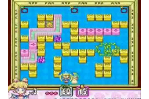 Panic Nakayoshi world SNES - YouTube