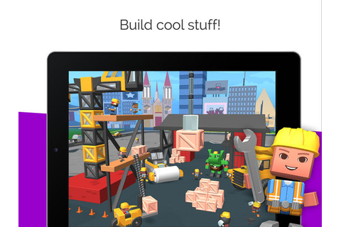 Blocksworld - Play & Build Fun 3D Games on the App Store