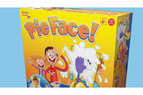 Pie Face Game Unboxing (Rocket Games) - YouTube
