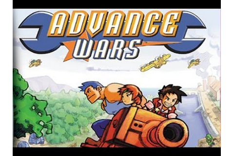 CGRundertow ADVANCE WARS for Game Boy Advance Video Game ...