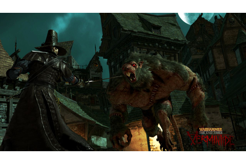 Warhammer: End Times - Vermintide announced for PS4, Xbox ...