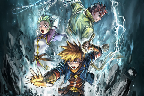 Test - Golden Sun : Obscure Aurore - NintenDomaine