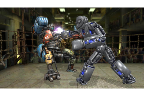 Real Steel - Game Side Story
