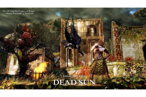 Legacy of Kain: Dead Sun - Square Enix Confirms the Game ...