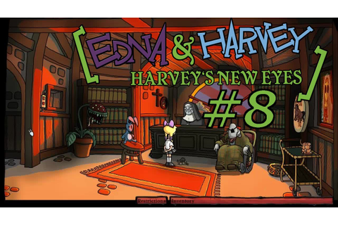 Edna & Harvey: Harvey's New Eyes (English) Walkthrough ...