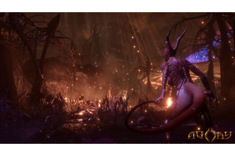 Release date for survival horror game Agony declared in ...