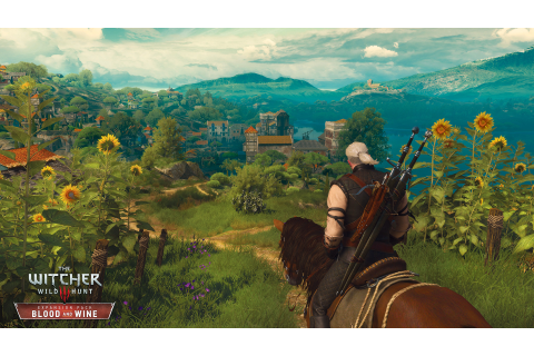 The Witcher 3 Wild Hunt Blood And Wine PC CD Key, Key ...