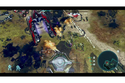 Halo Wars 2 dev walks players through the first gameplay
