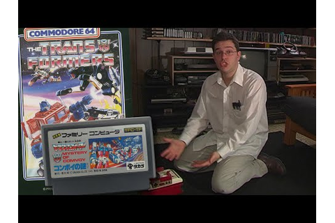 Transformers - Famicom - Angry Video Game Nerd - Episode ...