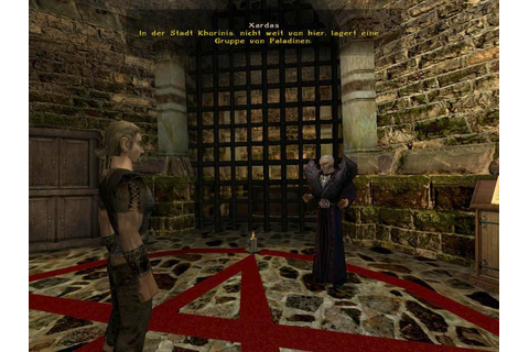 Gothic II/Chapter 1: The Menace — StrategyWiki, the video ...
