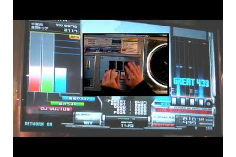 BEATMANIA IIDX 17 SIRIUS - Second Heaven ANOTHER 手元付き ...