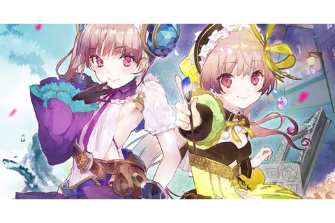 Atelier Lydie & Suelle The Alchemists and the Mysterious ...