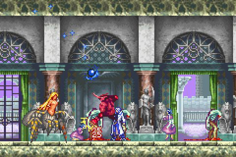 Castlevania: Aria of Sorrow Screenshots, Pictures ...