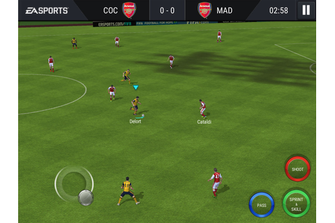 Tips Games FIFA Mobile Soccer