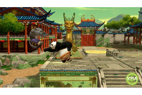 Kung Fu Panda: Showdown of Legendary Legends Video Game ...