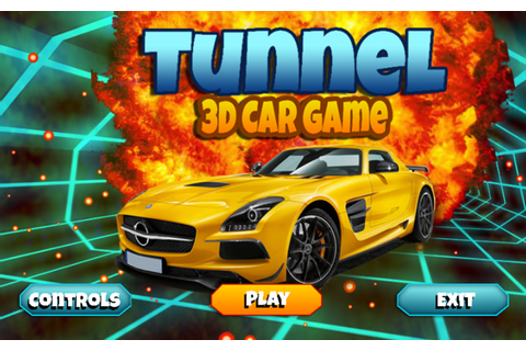 Tunnel 3D Car Game - Android Apps on Google Play