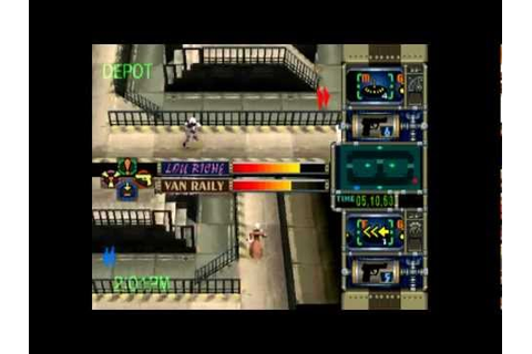 Let's Play - Trap Gunner (PS1) - YouTube