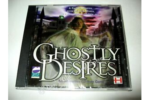 Ghostly Desires Adult Erotic GAME RARE PC AND MAC | eBay
