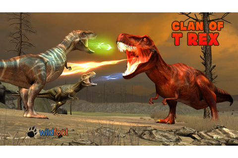 Clan of T-Rex - Android Apps on Google Play