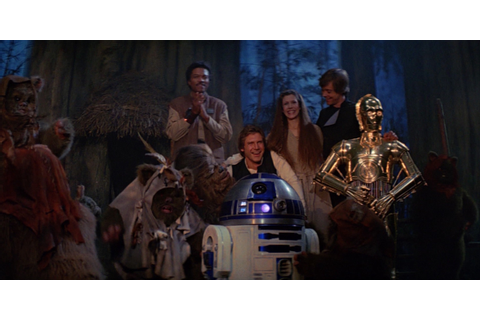 Quiz: How Well Do You Know Star Wars: Return of the Jedi ...