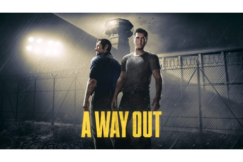 A Way Out - An Official EA Site